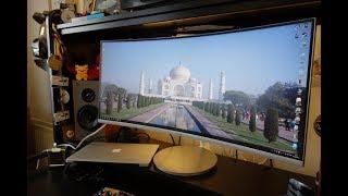 Samsung Ulta Wide monitor - Free video search site - Findclip
