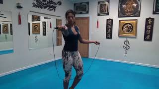 How To Jump Rope (for Beginners) By Modern Wing Chun