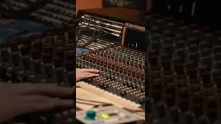 """🥁 Recording - The Making of """"Cafe Music BGM channel"""" #Shorts"""