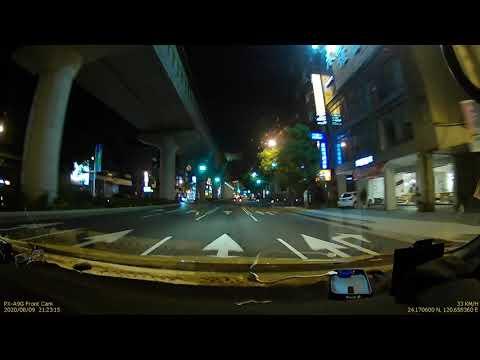 台中市 文心路三段 汽機車 車禍
