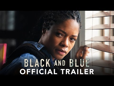 The Black and Blue trailer