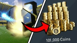 DO THIS COIN METHOD BEFORE ITS TOO LATE!!!🔥😳  (50,000+ coins an hour)- FIFA 17 Trading Method