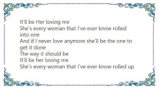 Charlie Landsborough - It'll Be Her Lyrics