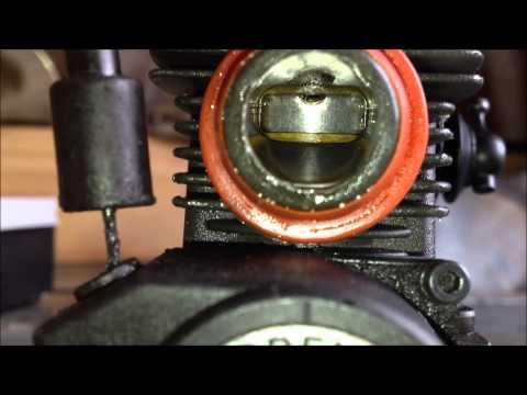 Force Engine Verbrennungsmotor 25 Black Series läuft vorerst nicht
