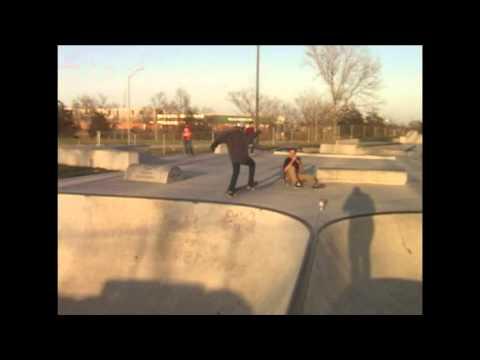 Belleville Skate Park Montage.mpg