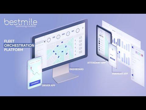 Bestmile: Plattform für Flottenorganisation Autonomer Fahrzeuge