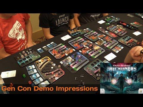 Gen Con 2018 Impressions - Board Game Replay