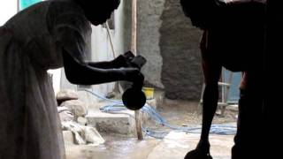preview picture of video 'Coffee Ceremony - Aksum, Ethiopia 3'