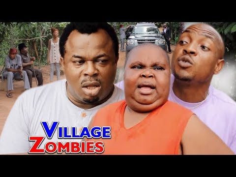 Village Zombies - Muonago Collins  VS Dede One Day Trending Nigerian Nollywood Comedy Drama Full HD