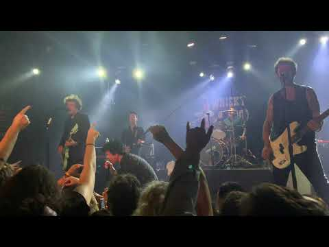 """Green Day - """"Father of All Motherfuckers"""" Live @ The Whisky A Go Go [4K]"""