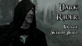 Skyrim Build - Dark Rider - Nazgul Build - How to use Summermyst enchantments properly