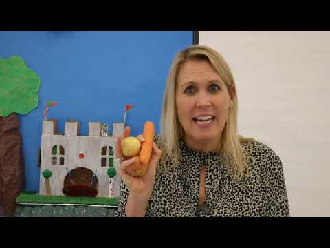 Reception Phonics: Lesson 32 (part 1)