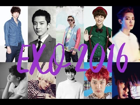 EXO Funny Moments 2016