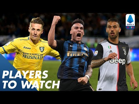 Players to Watch | 2019/20 | Serie A