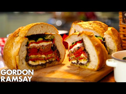 What Can Gordon Ramsay Teach Us About Sandwiches?