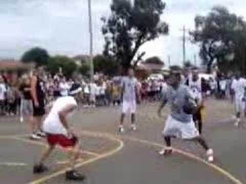 And1 at Merrylands Court Sydney