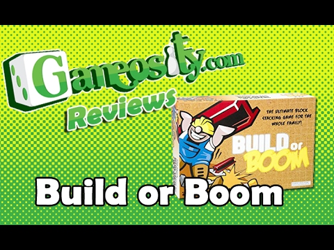 Gameosity Reviews Build or Boom
