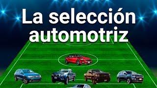 ¿Ya conoces a la selección mexicana automotriz?   Autocosmos