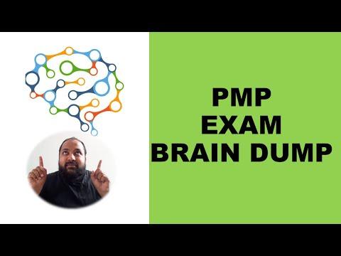 Brain Dump for PMP exam | PMP Exam Prep | PMP Certification ...