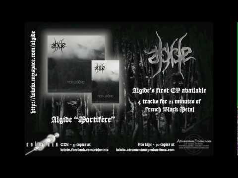 "ALGIDE ""Mortifère"" (Promo)"
