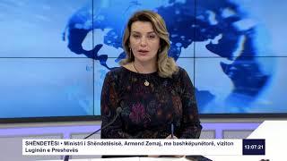 RTK3 Lajmet e orës 13:00 08.08.2020
