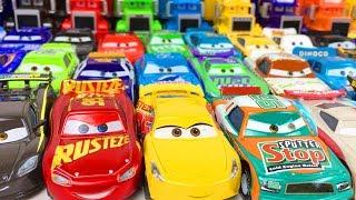 Машинки Маквин Тачки 100 Машинок Очень Много Игрушек Дисней Мультики про Машинки