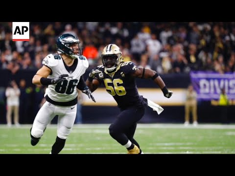 Tight end role evolving in NFL
