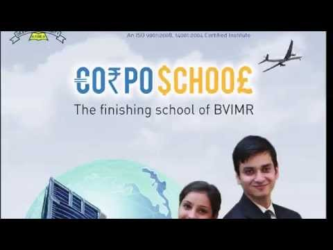 Bharati Vidyapeeth Institute Of Management and Research video cover3