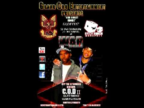 GI JOE x CHINO x SLIM DUNKIN-WAR (Audio)