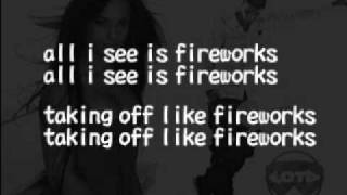 Drake Ft Alicia Keys    Fireworks Lyrics[HD HQ]