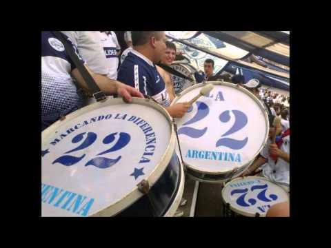 """""""Aca me ves"""" Barra: La Banda de Fierro 22 • Club: Gimnasia y Esgrima"""