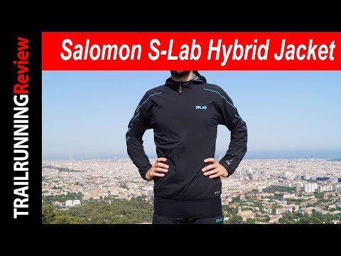 Salomon S-Lab Hybrid Jacket Review
