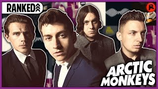 Every Arctic Monkeys Album Ranked WORST to BEST