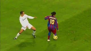 10 вещей, которые НИКТО не может сделать лучше, чем Роналдиньо