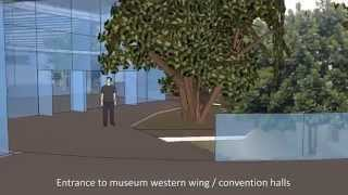 preview picture of video 'Turning Tiberias central bus station into a park, museum, tourism and transportation center'