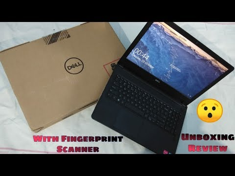 Dell Vostro i5 Laptop Unboxing And Review  With Fingerprint Scanner 