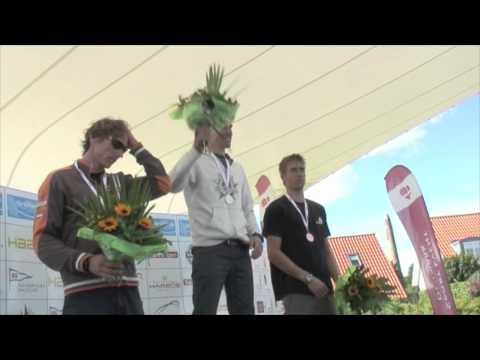 RS:X World Windsurfing Championships: Men's Medal Ceremony