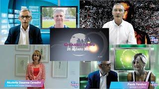 'Chiasso News 26 agosto 2020' episoode image