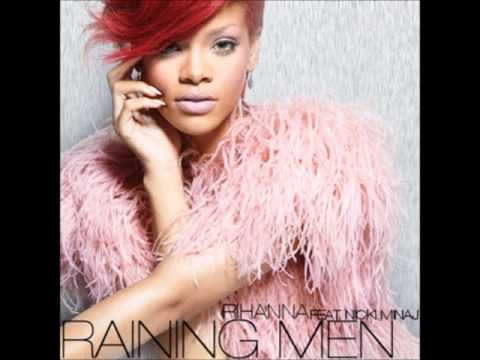 Rihanna Ft. Nicki Minaj - Raining Men (Instrumental) [Download]
