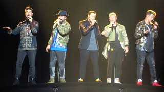 Backstreet Boys  Breathe  DNA World Tour  Hannover 21.05.2019