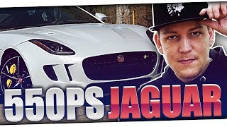 1 Tag im Jaguar F-Type R (550 PS) | MontanaBlack