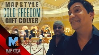Map Style & Gift Colyer - Cold Freedom (Official Music Video)