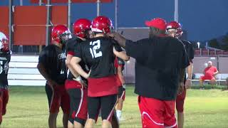 Chaparral HS Football Coach Thomas Lewis talks football and fitness