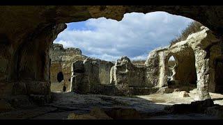 Przedpotopowe miasto Krymu. Eski-Kermen