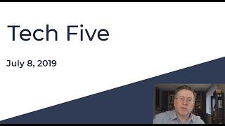 Tech Five: Elec-Truck, Boring Las Vegas, VPNs, Robocalls, C.Elegans