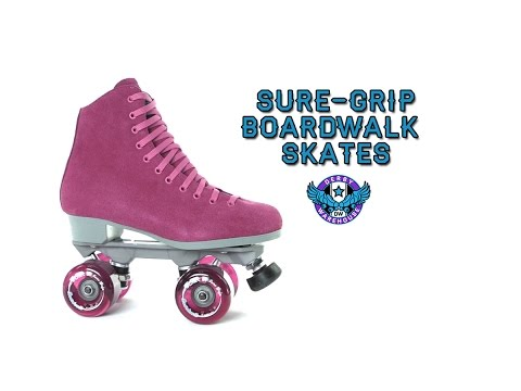 Sure-Grip Boardwalk Outdoor Roller Skates Review