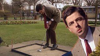 Golf with Mr Bean! | Mr Bean Full Episodes | Mr Bean Official | Classic Mr Bean