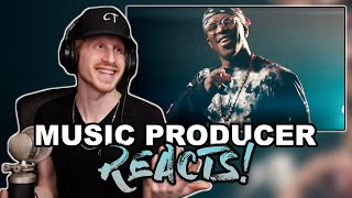 Music Producer Reacts to KSI – Houdini (feat. Swarmz & Tion Wayne)