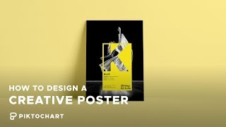 How To Design A Creative Event Poster In Just 4 Mins
