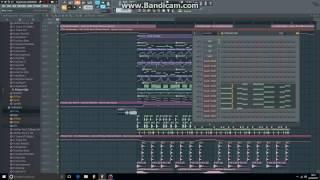 The Chainsmokers - Dont Let Me Down (Illenium Remix) [FL STUDIO REMAKE] (FLP+SAMPLE by Devnam)